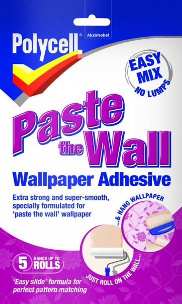 Polycell Paste The Wall Adhesive