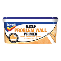 Polycell 3 In 1 Problem Wall Primer