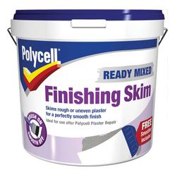 ready mixed plaster