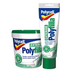 polycell multi purpose exterior polyfilla ready mixed