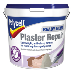 Polycell plaster repair polyfilla ready mixed