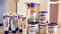 How to use Polycell Advanced Polyfilla