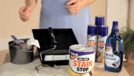 How to cover common household stains