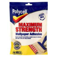 Polycell Maximum Strength Wallpaper Adhesive